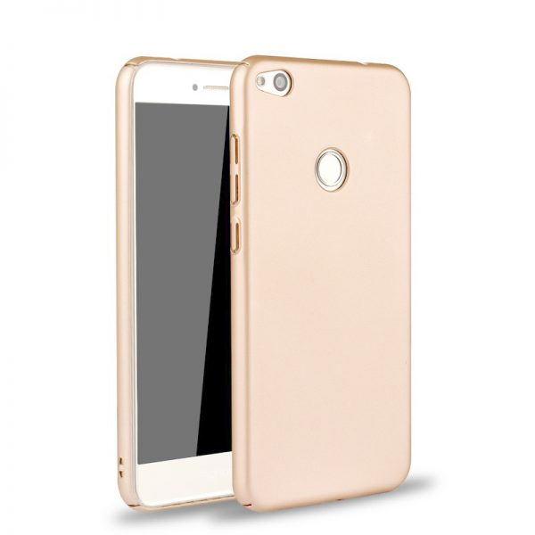 gold thin fit huawei honor 8 lite