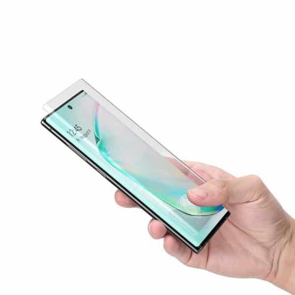 Samsung-Galaxy-Note10-plus-UV-nano-staklo-protektor